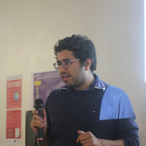 Augusto Berrocal- UC Berkeley
